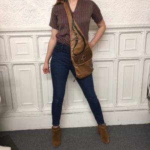 RARE Authentic Gucci Vintage Equestrian Bag